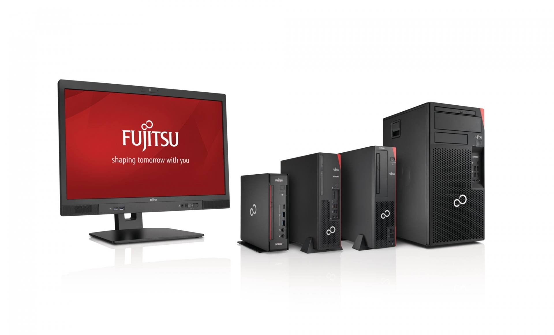 SGH prodaja Fujitsu ESPRIMO PC, mini PC, namizni računalniki, desktop, grafične postaje, delovne postaje, Nvidia Quadro, GV100, RTX, Pro WX