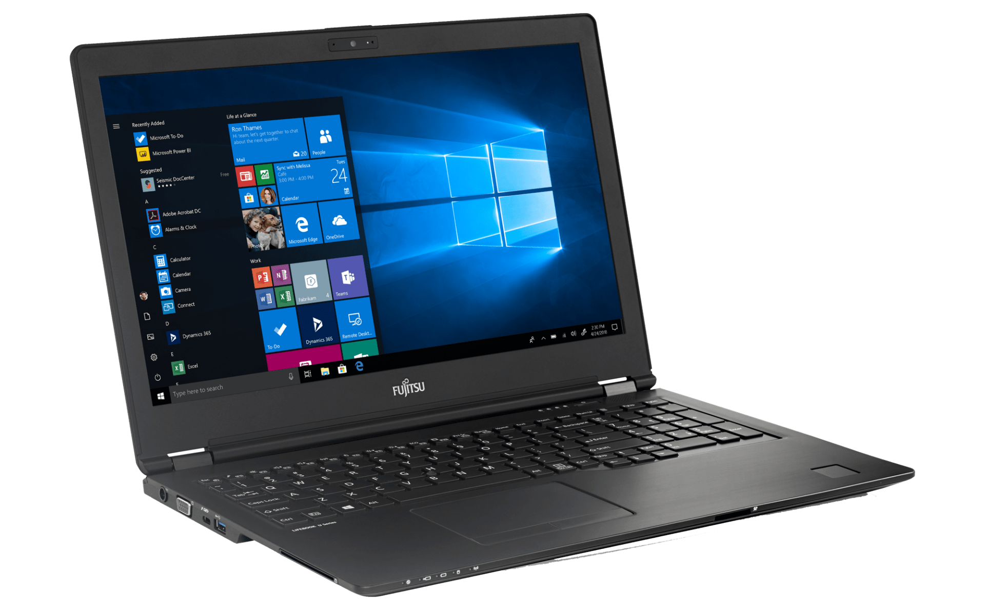 Lifebook U759 15,6 inch laptops